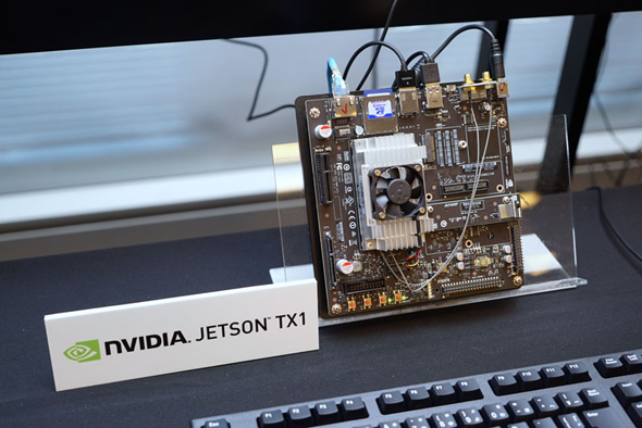 「Jetson TX1開発キット」