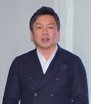 レノボ・ジャパン代表取締役社長の留目真伸氏