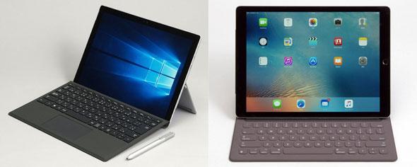 Surface Pro 4/iPad Pro