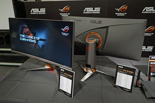 「ROG Swift PG348Q」