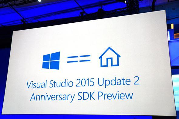 Anniversary SDK Preview