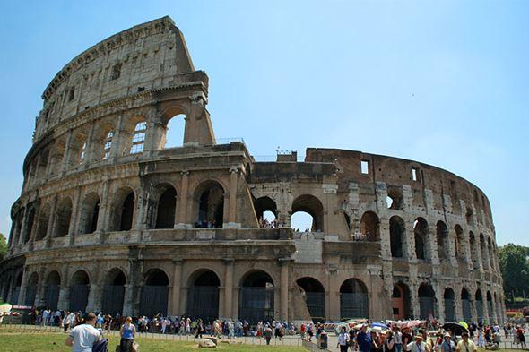 全ての道はローマに通ず