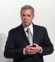 米インテルのストレージ事業部ディレクター グレン・ウェインバーグ氏