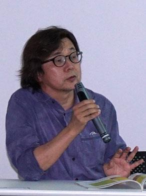 デジタルハリウッド大学教授の福岡俊弘氏