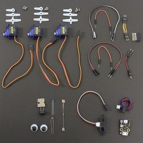 小型ロボット ベゼリー ロボット開発はじめてキット
