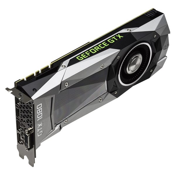 「NVIDIA GeForce GTX 1080」