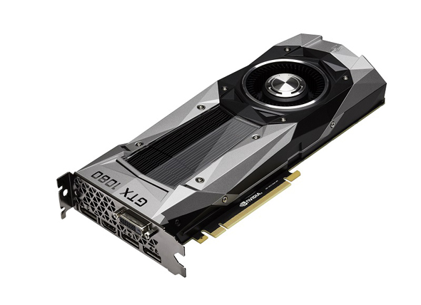 「NVIDIA GeForce GTX 1080」