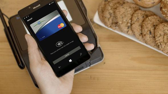Microsoft Wallet