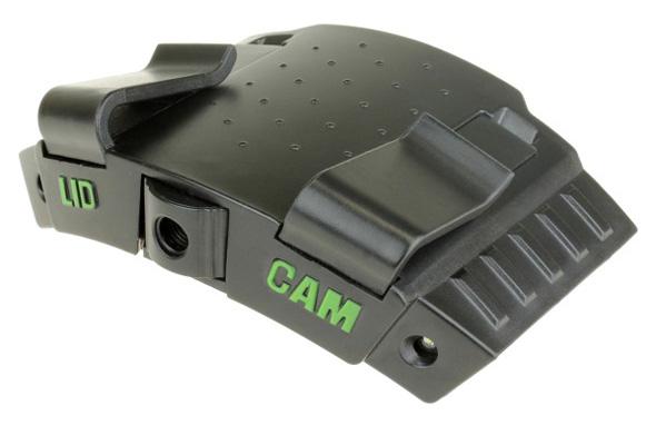 「キャップ装着用 ウェアラブル・ムービーカメラ」(DN-913989)