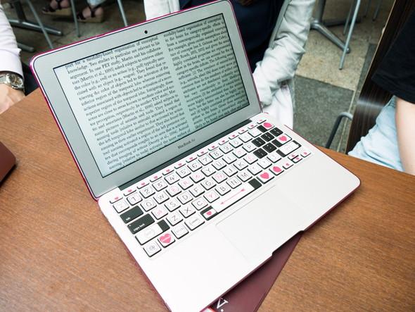 おしゃれなMacBook Air