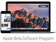 次期macOS Sierraのパブリックβ配布開始
