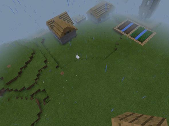 「Minecraft Gear VR」