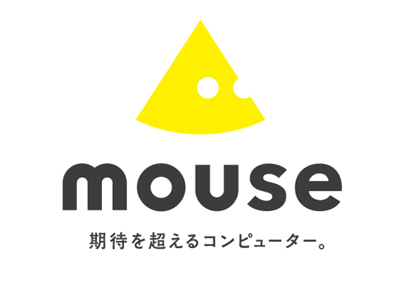 マウスの新ロゴ