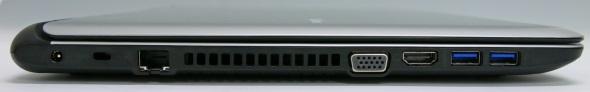 Critea DX11-H3の左側面
