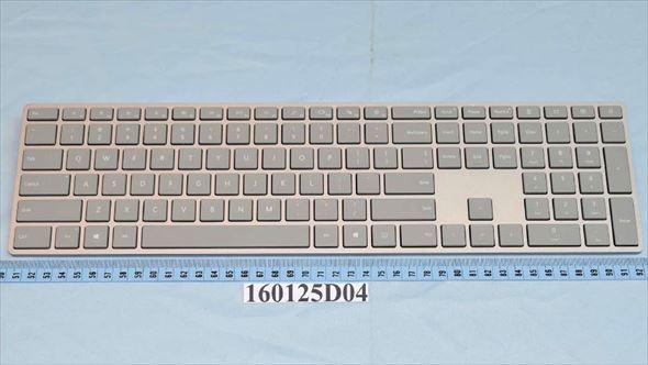 Microsoft Bluetooth Keyboard 1