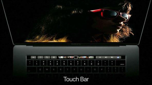 Touch Bar 1