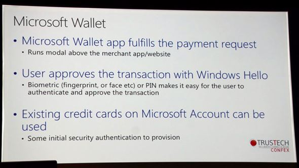 Microsoft Wallet 3
