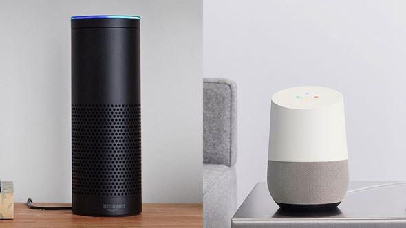 Amazon Echo & Google Home
