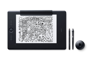 「Intuos Pro Paper Edition」