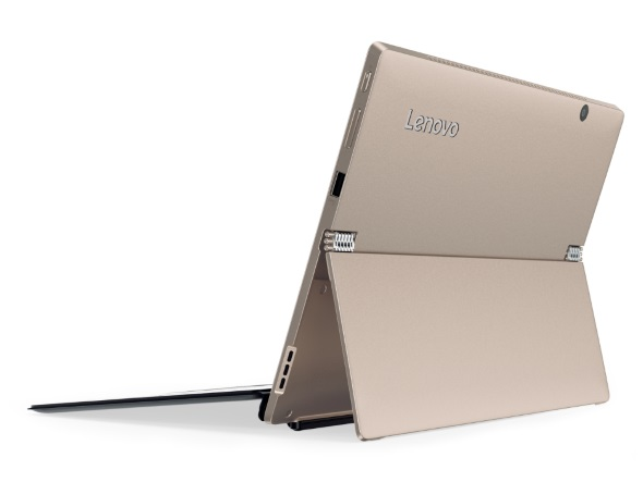 Lenovo Miix 720(シャンパンゴールド)