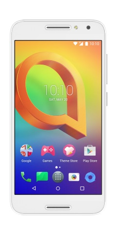 Alcatel A3(White)