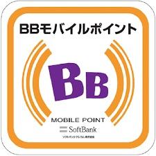 BBモバイルポイントのロゴ