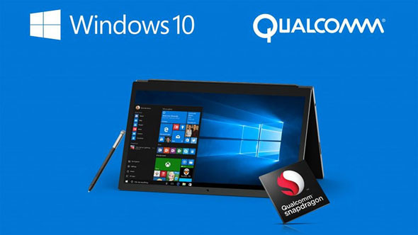 Windows 10 & Snapdragon