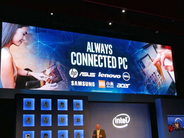 Always Connected PC