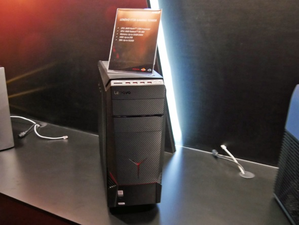 Lenovo Legion Y720 Gaming Tower