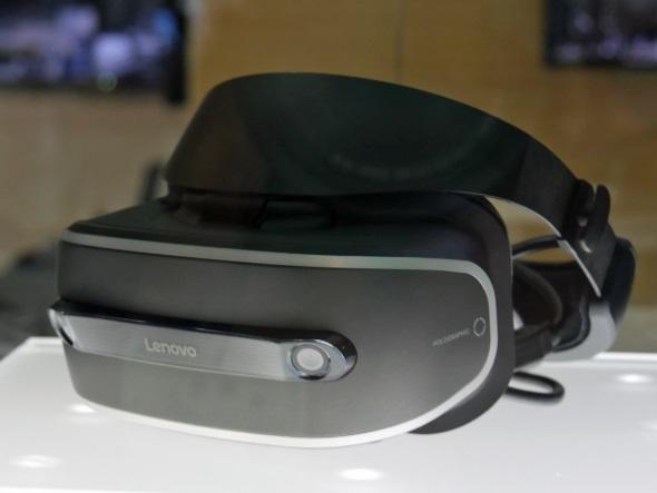 LenovoのHMD