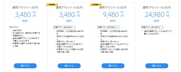個人向けAdobe Stock