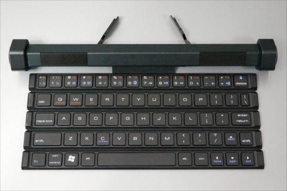 Rolly Wireless Keyboard