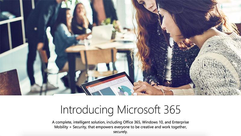 月20ドルでWindows 10とOffice 365+αが使える「Microsoft 365」の狙いとは?