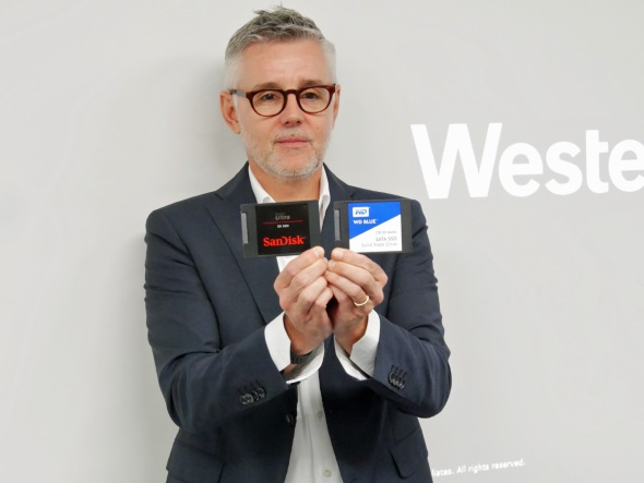 WDのスヴェン・ラスジェン氏