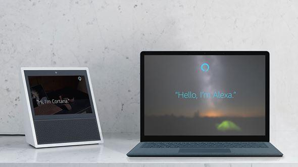 Alexa & Cortana