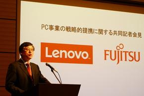 Lenovoのヤンチン・ヤン会長