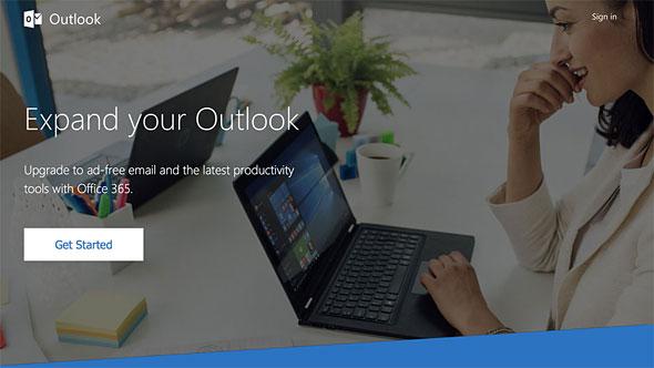 Outlook.com Premium
