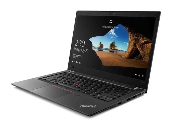 ThinkPad T480s(その1)