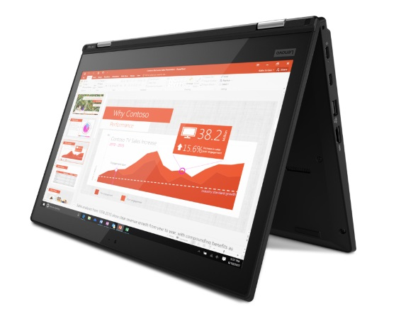 ThinkPad L380 Yoga(その2)