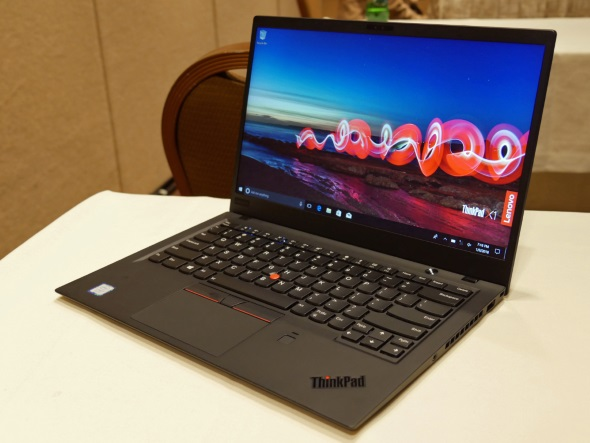 ThinkPad X1 Carbon(第6世代)