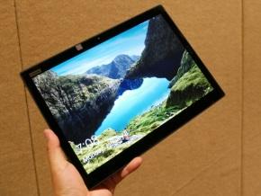 ThinkPad X1 Tablet(第3世代)の正面