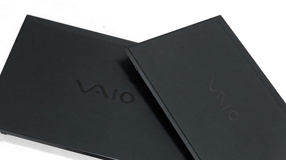 VAIO S11/S13 ALL BLACK EDITION