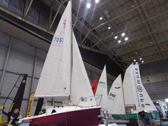 ジャパンインターナショナルボートショー2018はパシフィコ横浜と横浜ベイサイドマリーナで3月8日から11日まで開催された