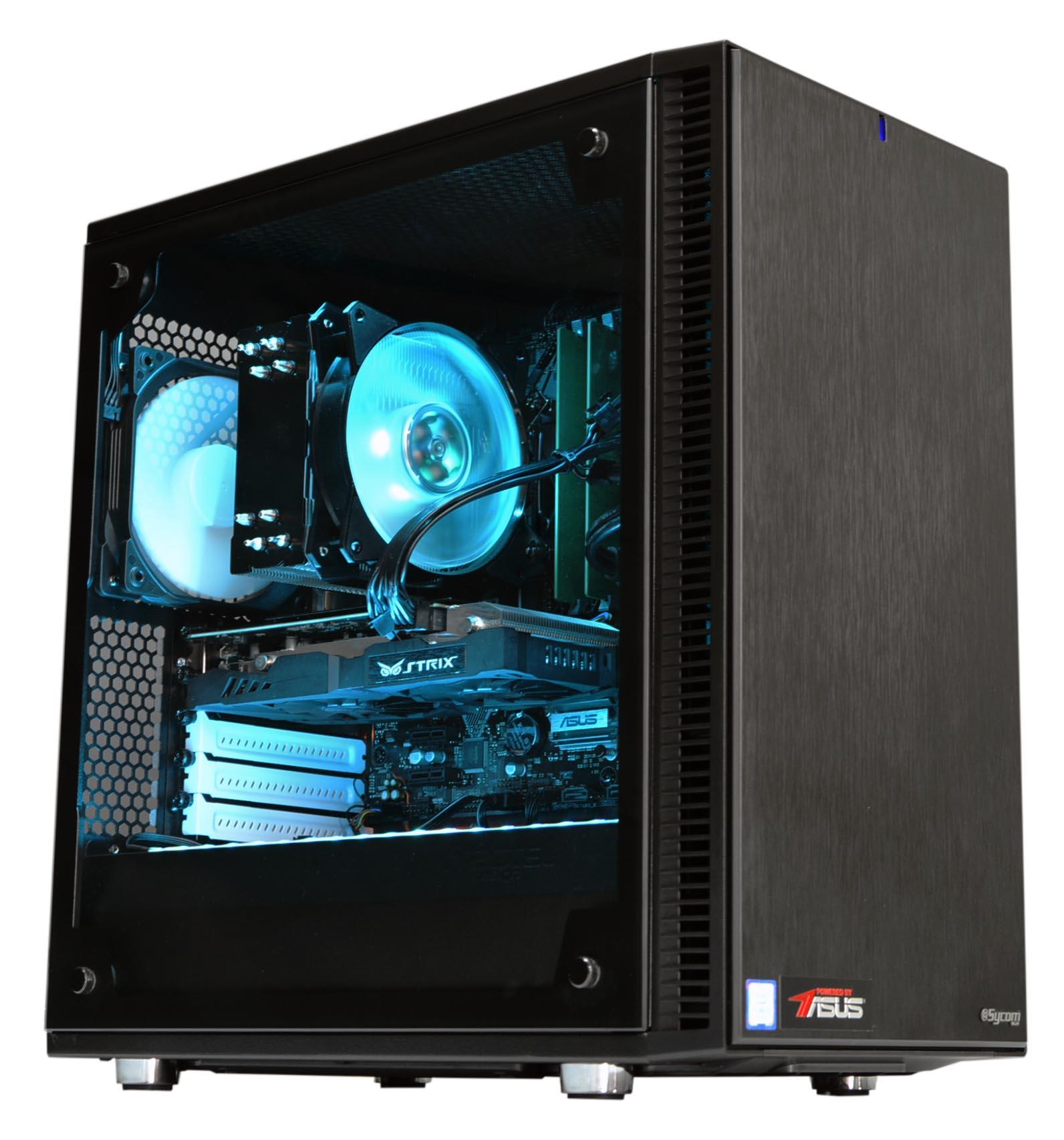"""[ITmedia PC USER] サイコム、""""DeToNator""""コラボのGTX 1060搭載ミニタワーゲーミングPC"""