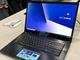 ディスプレイをタッチパッドに埋め込んだCore i9搭載4KノートPC「ZenBook Pro 15」