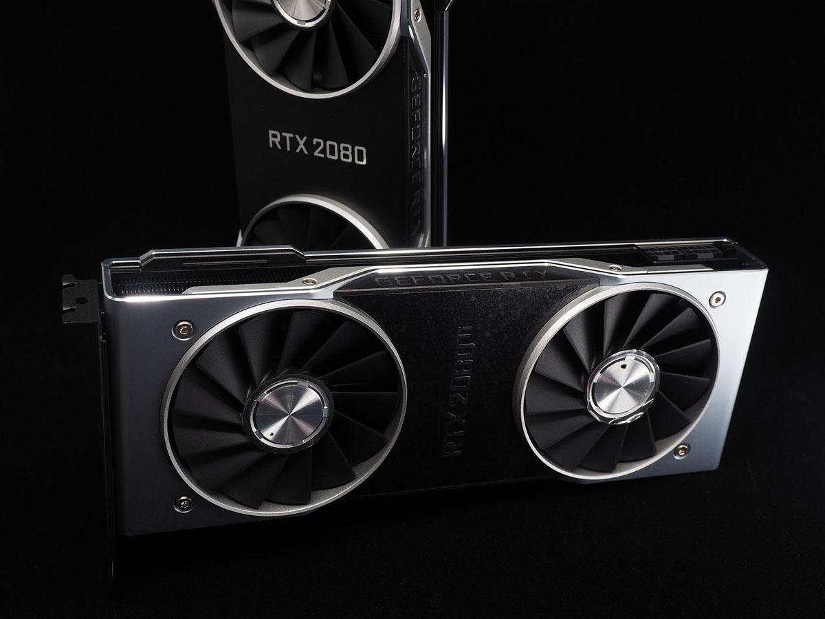 ついに来た次世代GPU! 「GeForce RTX 2080 Ti」「同2080」の性能を確かめる