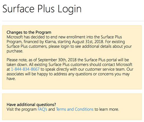 Surface Plus