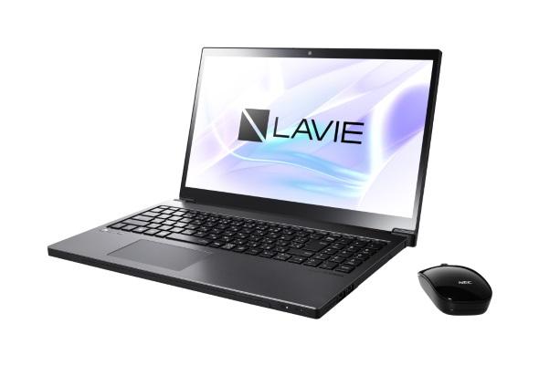 LAVIE Note Next(NX850/LAB:グレイスブラックシルバー)