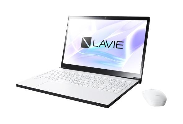 LAVIE Note Next(NX850/LAW:プラチナホワイト)