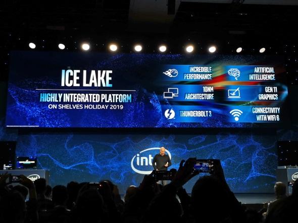 Ice Lakeの概要